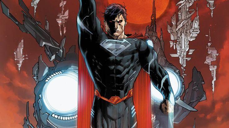 New Superman costume?