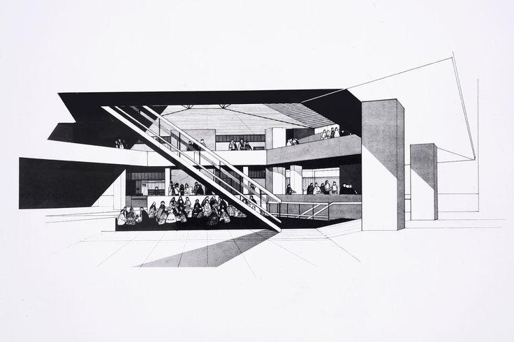 Patel Taylor, Tim Soar, Edmund Sumner · Silberrad Student Centre · Divisare