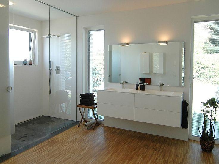 wand06 senza Das fugenlose Bad aus Kalk Marmor Putz - farbrat - putz im badezimmer