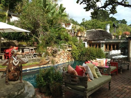 courtyards on the river | Emily Moon River Lodge - Lodge Reviews, Deals - Plettenberg Bay, South ...
