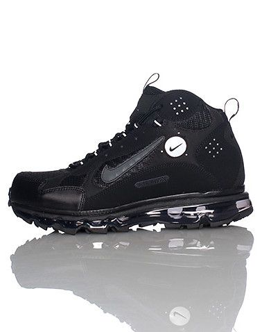 NIKE High top men's sneaker Lace up closure Padded tongue with NIKE signature swoosh logo Cushioned sole for ultimate comfort and performance