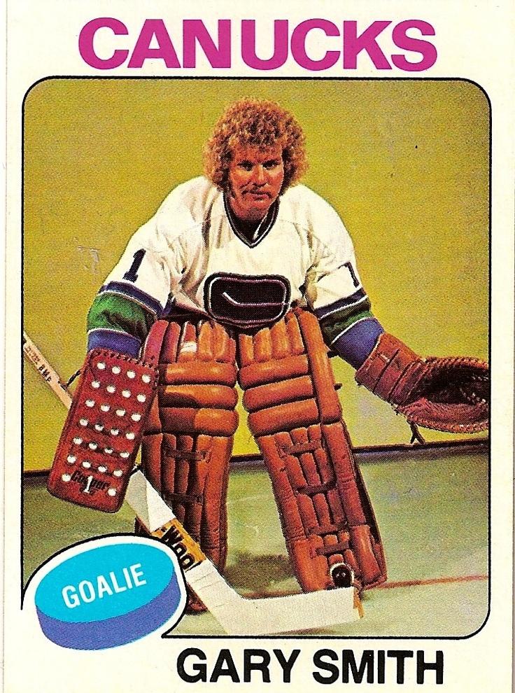 Gary (Suitcase) Smith | Vancouver Canucks | NHL | Hockey