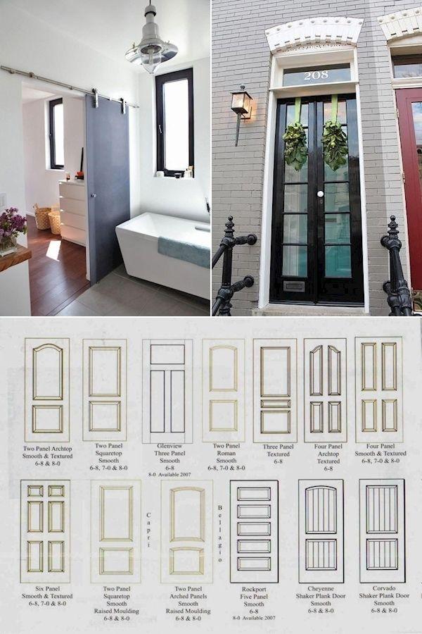 8 Foot Tall Sliding Closet Doors White Interior Sliding Doors Modern Glass Closet Doors In 2020 Home Decor Diy Sliding Door Sliding Wood Doors