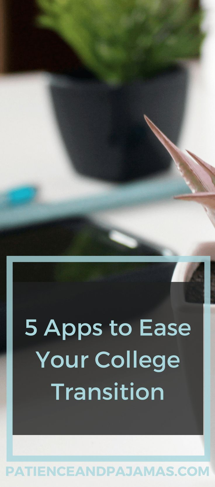 5 Apps to Ease Your College Transition