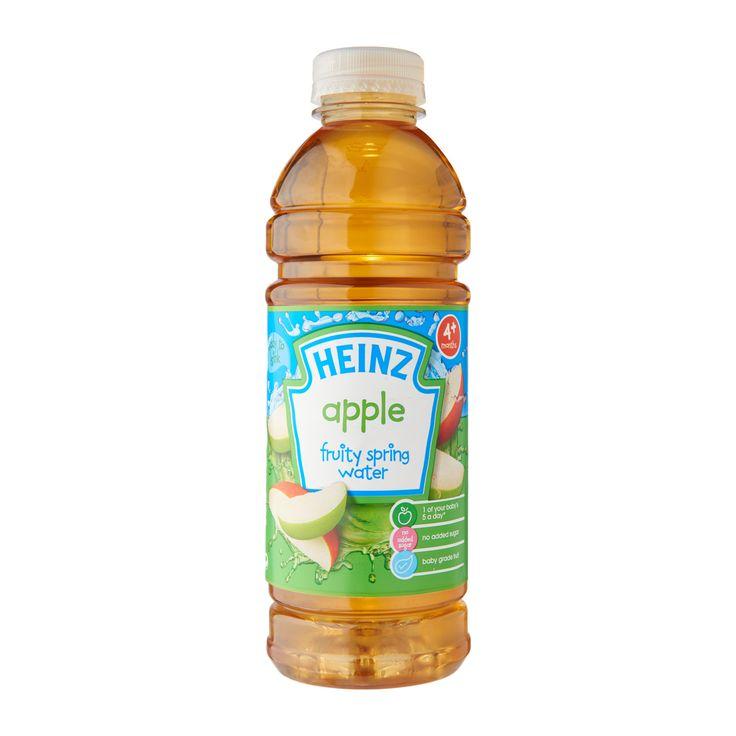 Heinz Baby Juice with Spring Water Apple   RedMart