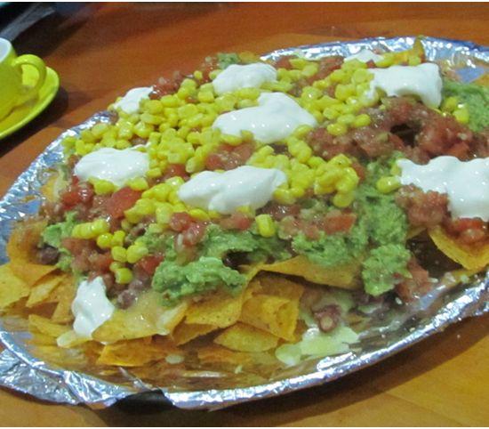 Nachos – YIAH style. #YIAHdipmix #nachos