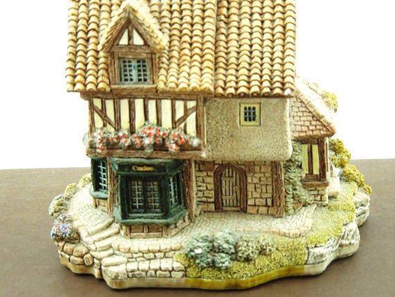Vintage Lilliput Lane Miniatures Series. by Moonlightdecorator