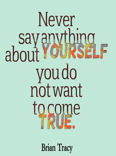Self esteem quotes Brian Tracy. *Oh how I wish everyone would believe this.* staying positive, positivity #positivity