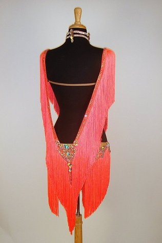 Latin Dress - FOR SALE -