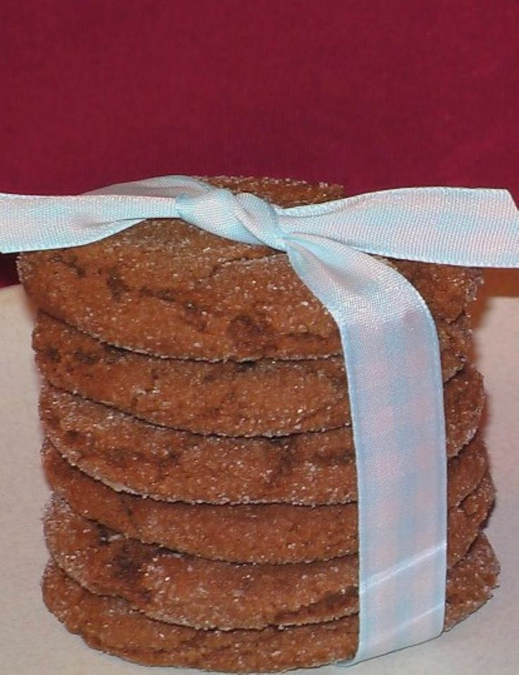 Soft Molasses Cookies | BEST MOLASSES COOKIES EVER!!! Yes, I am that excited about these.
