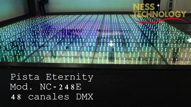 Eternity 48 canales. Eternity Division /Infinity. Led dance floor made in aluminium, termpered glass, with 4, 12, 27 or 48 DMX channels. #led dance floor #eternity dance floor #infinity led #inifnity pista de baile #pista de baile iluminada #pista de led #pista de baile con luces $eternity led effect #3D dance floor