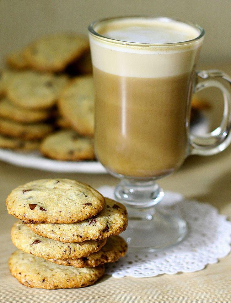 Кулинарное вдохновение: Печенье с шоколадной крошкой