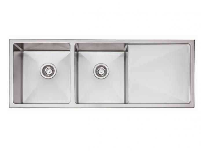 1208 Under / Inset Double Sink