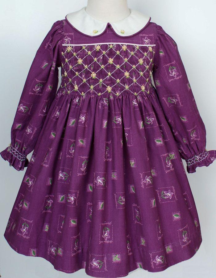 Fandango Fun Dress Corduroy