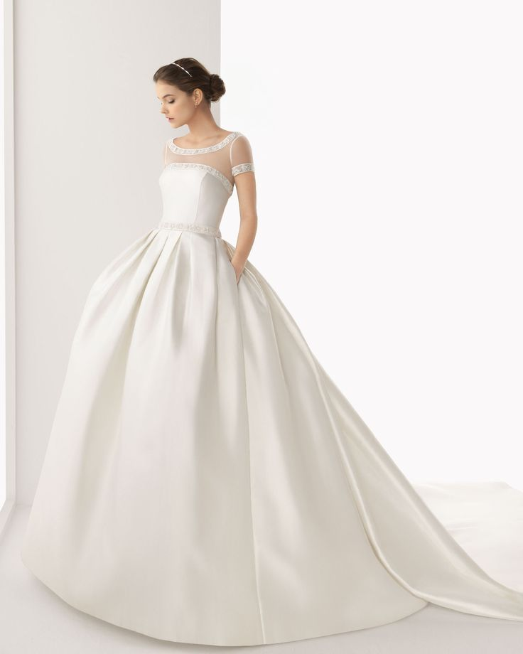 CAPE by Rosa Clara - Wedding dresses or party to be perfect. 2014