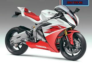 Here's what we'd like to see a 2016 Yamaha YZF R6 Concept.