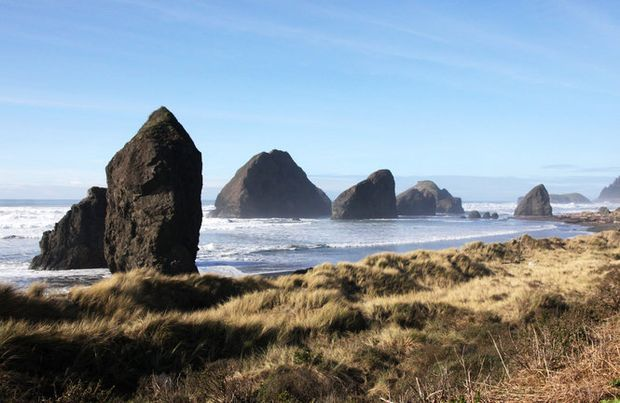 Gold Beach, Oregon- sandy beaches, a wild river, a shipwreck and more, there's a lot to like about the small town on the southern Oregon coast.
