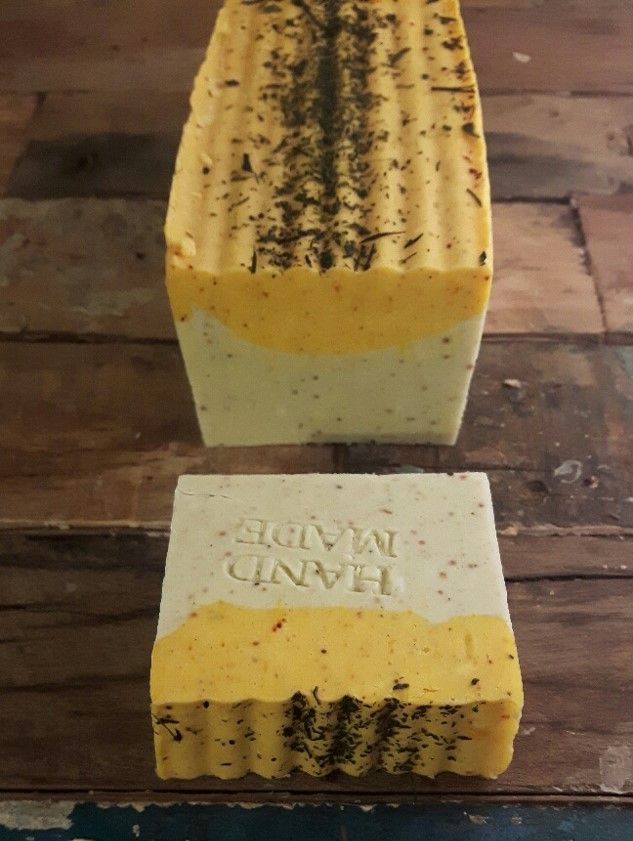 NAMIB | Lemongrass and tea tree essential oils are blended together with a base of mild vegetable oils to create this rich and fragrant soap bar.  Shop online https://minnua.com/coll…/soap-bars-1/products/namib-soap-bar