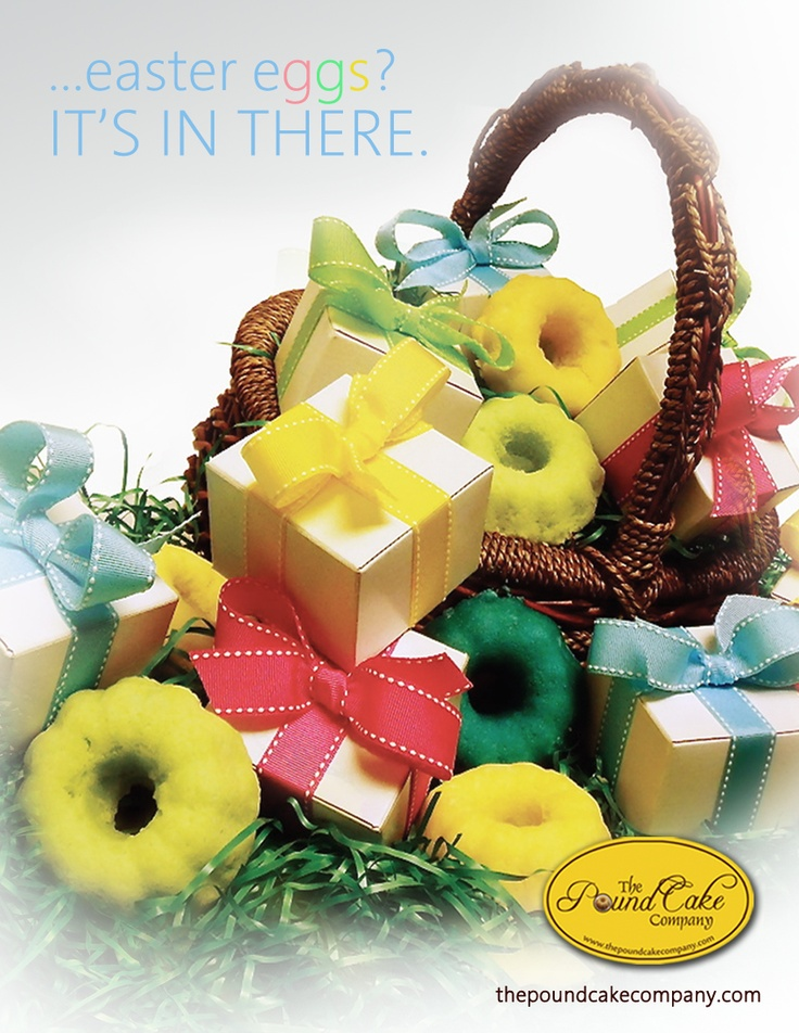 2013 The Easter Bunny is going to need a larger basket this year.