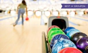 Groupon - Bowling-and-Pizza Package for Up to 6 The Park Tavern (Up to 60% Off)  in St. Louis Park. Groupon deal price: $35