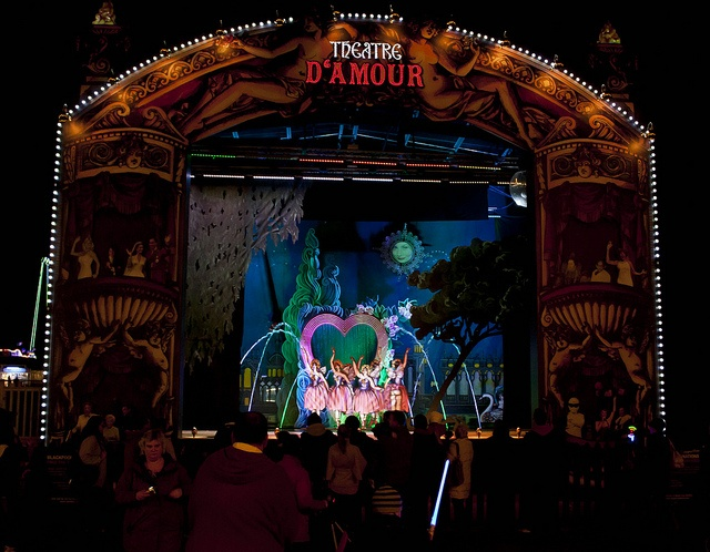 Theatre D'Amour Blackpool by Dave Kinsella Photography, via Flickr