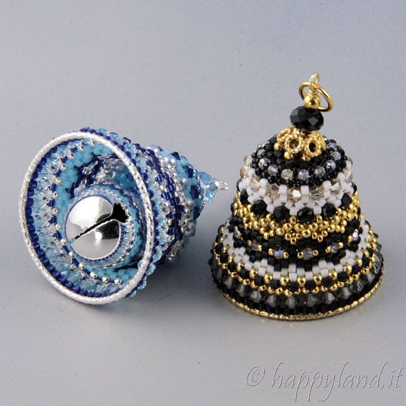 Queen bells by Happyland87 on Etsy, $12.00