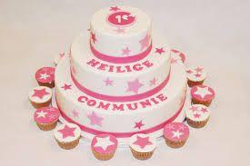 Afbeeldingsresultaat voor eerste communie taarten