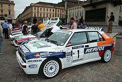 6 años consecutivos campeón del mundo de Rallys 1987-1992