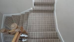 check carpet on stairs ideas - Google Search
