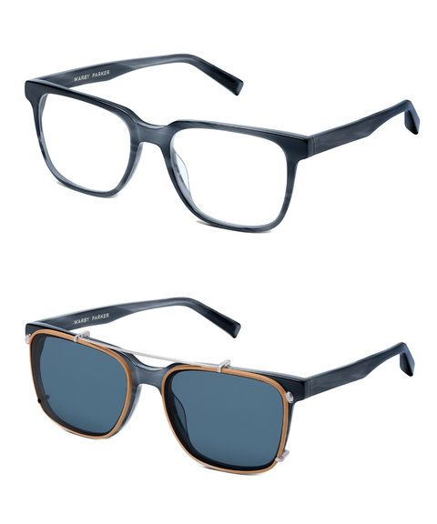 Warby Parker launches clip-on sunglasses