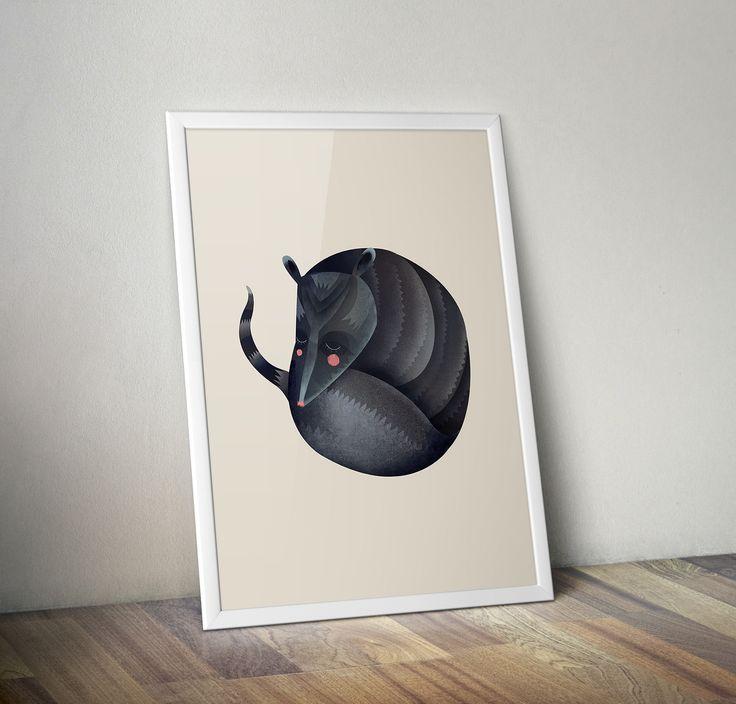 'Armadillo' by Ana Rudak