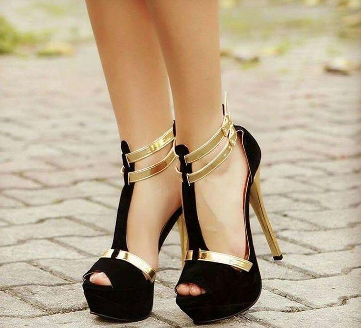 El zapato negro, el más clásico