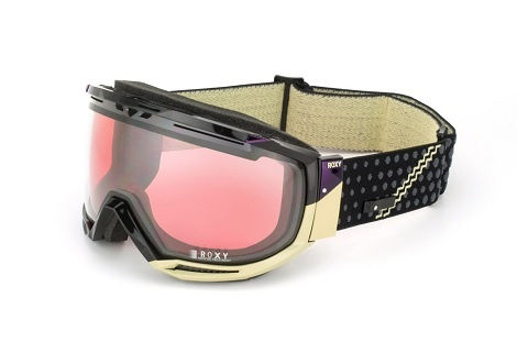 Masque de ski femme Roxy Isis RGRI01 BKY 76T Black