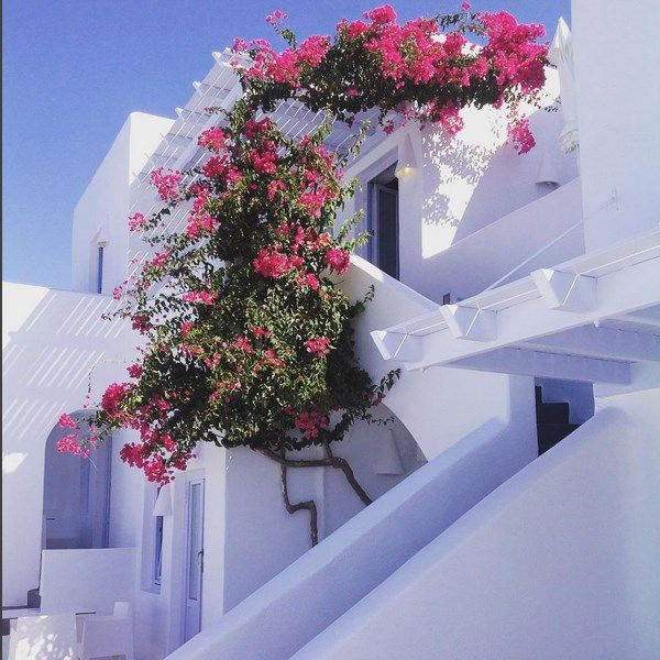 #AstraSuites is a hotel that has won many awards and titles. The #island of #Santorini is listed among the best destinations on a world scale. All roads lead to Imerovigli. You are here and you hold the protagonist role in one of life's best stories. http://www.tresorhotels.com/en/hotels/10/astra-suites