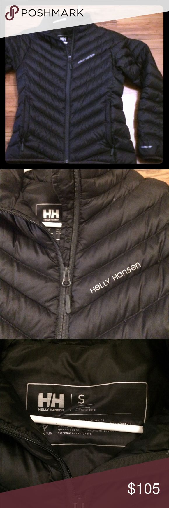 Helly Hansen 600+ down jacket Worn only a few times. Great condition Helly Hansen Jackets & Coats Puffers