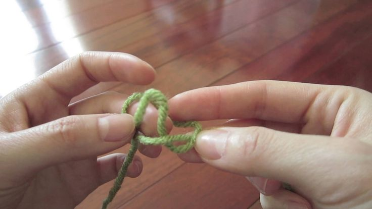 How to video - Learn to Knit: Part 1 (Casting On) US method