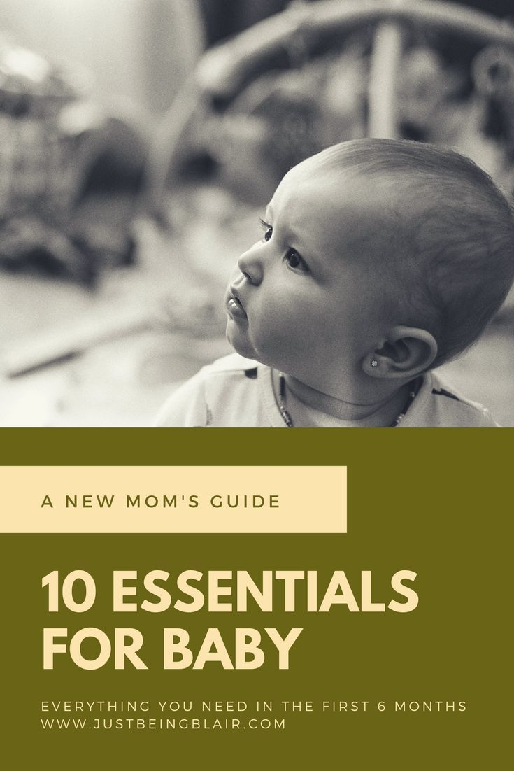 10 Items Every New Mom Needs | Parenting/Mom articles | New