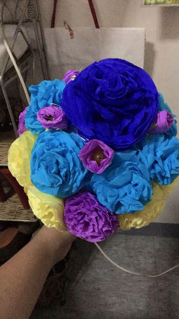 DIY Flower Boquet