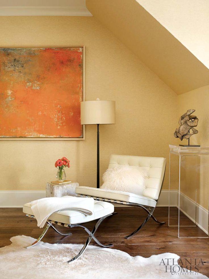 Modern Wall Art U0026 Interior /Design Womack Interiors | Photo Emily Followill