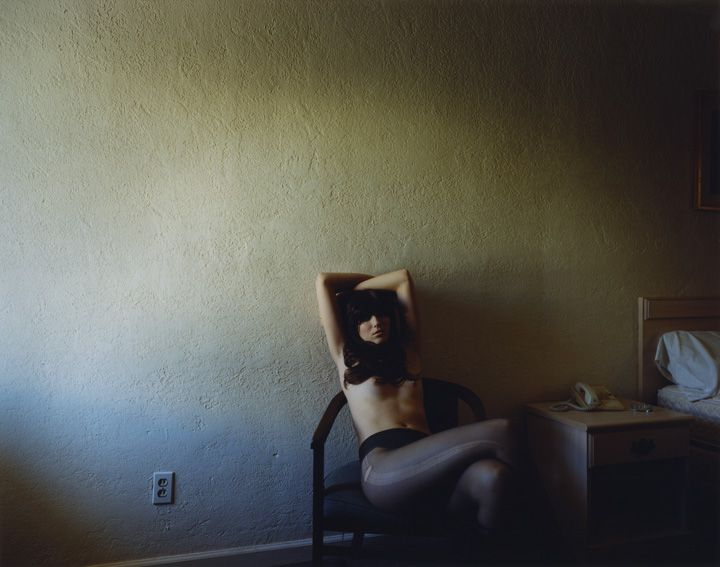 Todd Hido Fragmented narratives (2011)