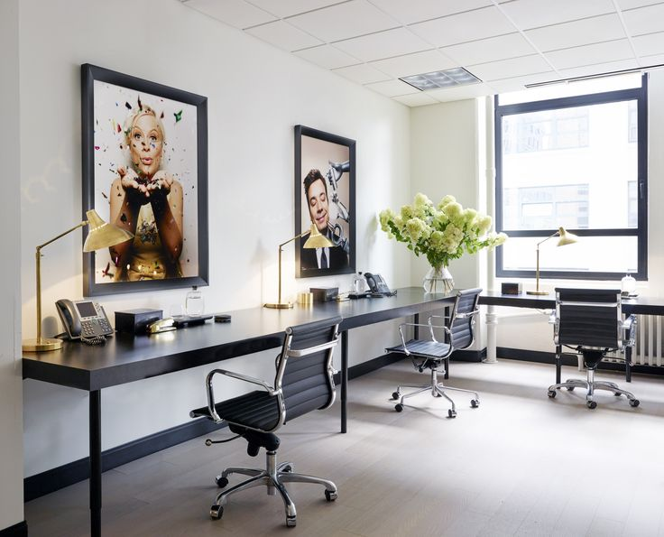 An Inside Look at the Offices of Casey Patterson Entertainment Photos | Architectural Digest