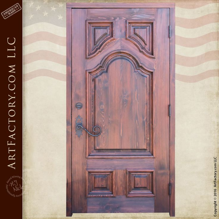 197 best Hand Crafted Doors images on Pinterest Solid wood Wood