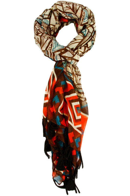 17 best images about style scarfs dress it up on