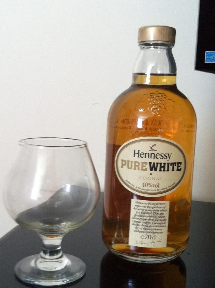White Hennessy...only in the Caribbean | Faves ...