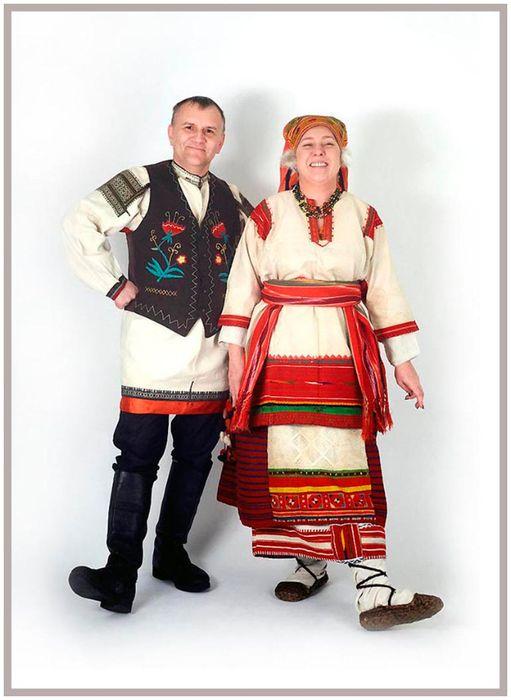 Русский национальный костюм-Достояние народа.. Обсуждение на LiveInternet - Российский Сервис Онлайн-Дневников