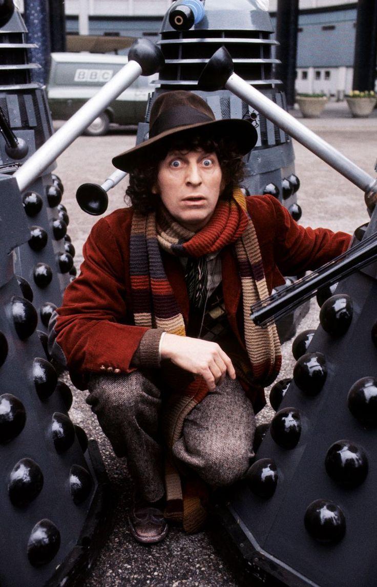 The 4th Doctor - Tom Baker