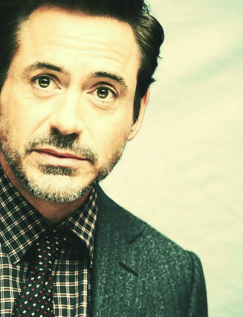 Robert Downey Jr. This guy is hilarious. No one could play Iron Man better