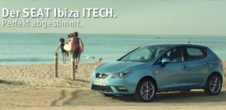 SEAT Ibiza ITECH - der Sonne entgegen