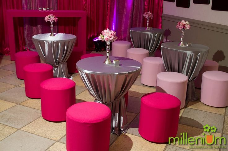 15 anos Vitoria Schntz de Souza. #15anos #festa #party #decoration #decoracao #referencia #pink #girlie #girl www.milleniumfestas.com.br