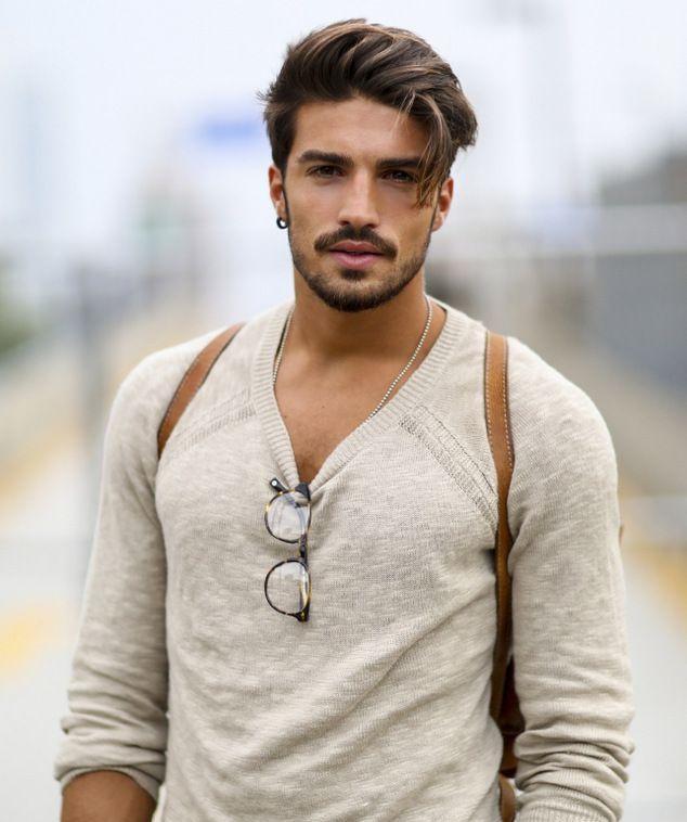 Tremendous 1000 Ideas About Mens Medium Hairstyles 2015 On Pinterest Hairstyles For Men Maxibearus